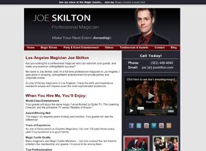 Joe Skilton - Professional Magician