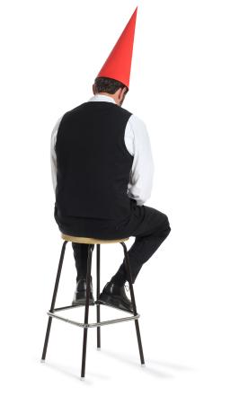 Sit In The Corner, Dumbass