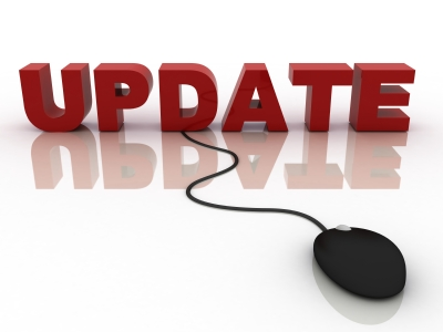 Software Update and Website Maintenance
